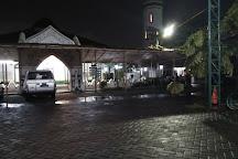 Al-Wustho Mangkunagaran Mosque, Solo, Indonesia