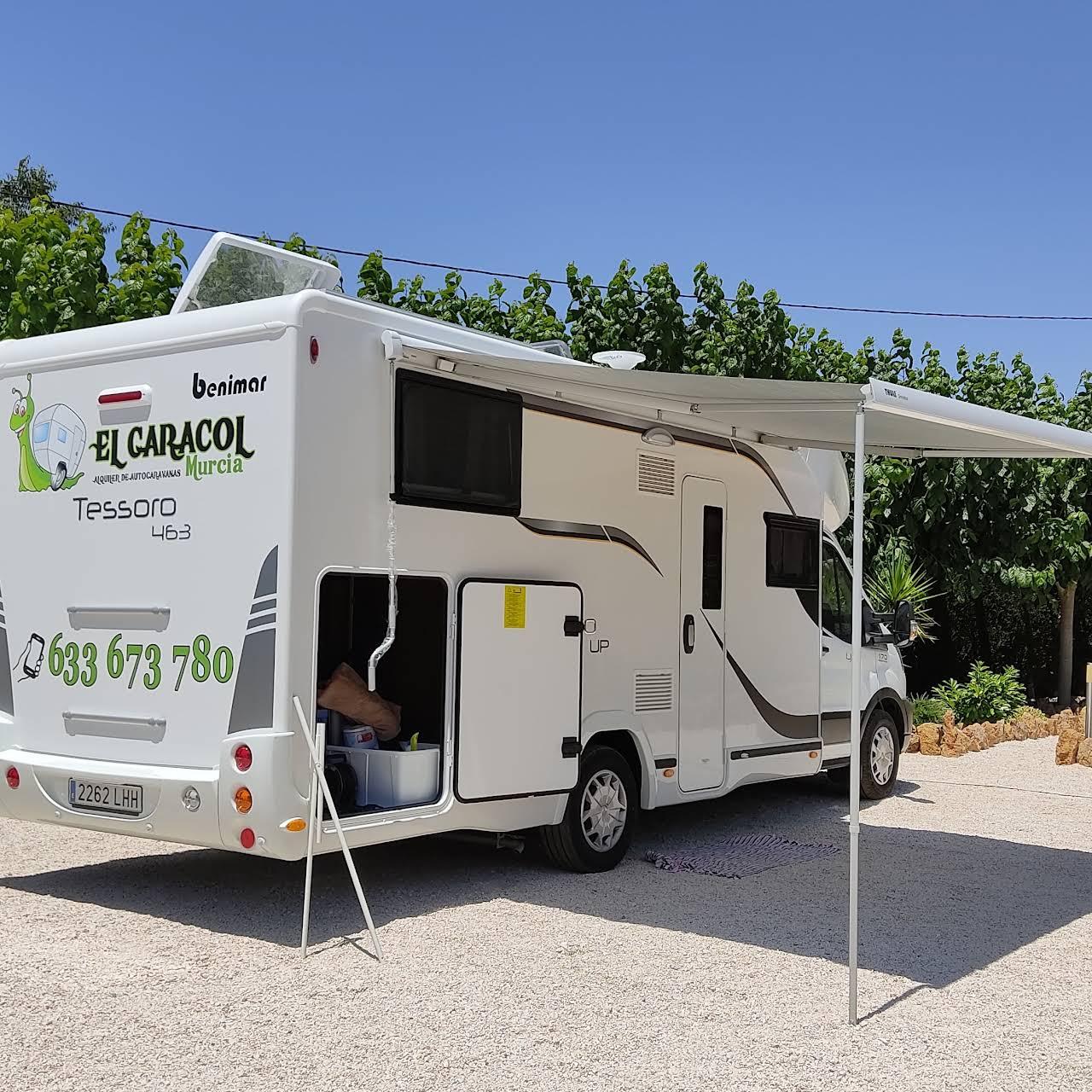 Alquiler Autocaravanas El Caracol Murcia Agencia De Alquiler De Autocaravanas En Cehegín