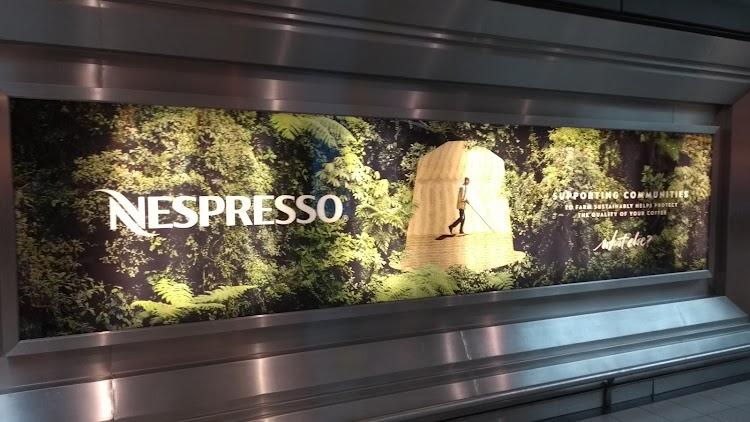 Nespresso Boutique Schiphol
