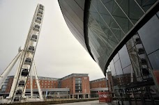 Echo Arena liverpool UK