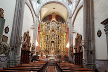 Iglesia de San Cosme y San Damian, Mexico City, Mexico