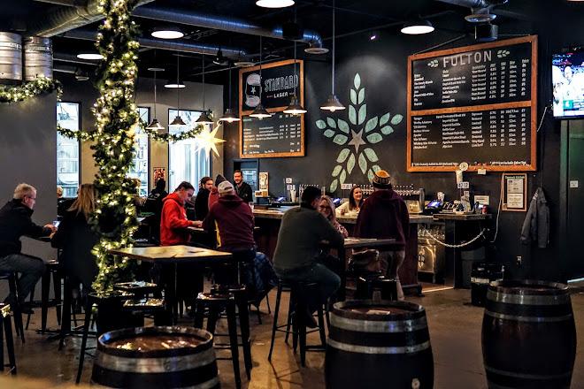 Fulton Brewing Company, Minneapolis, United States