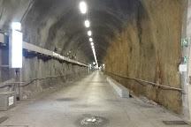 Lotschberg Base Tunnel, Frutigen, Switzerland