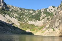 Blue Lake, Imotski, Croatia