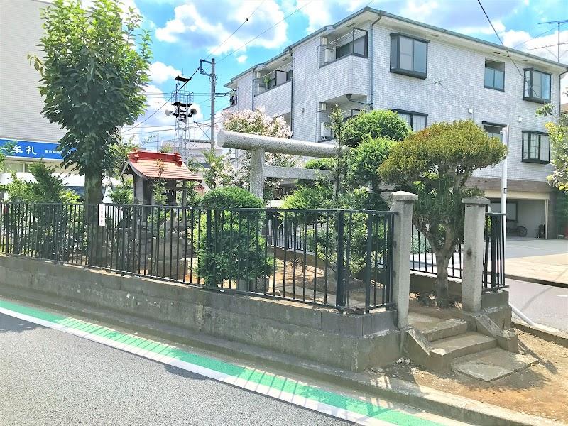 西牟礼御嶽神社