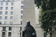 Chindit Memorial, London, United Kingdom