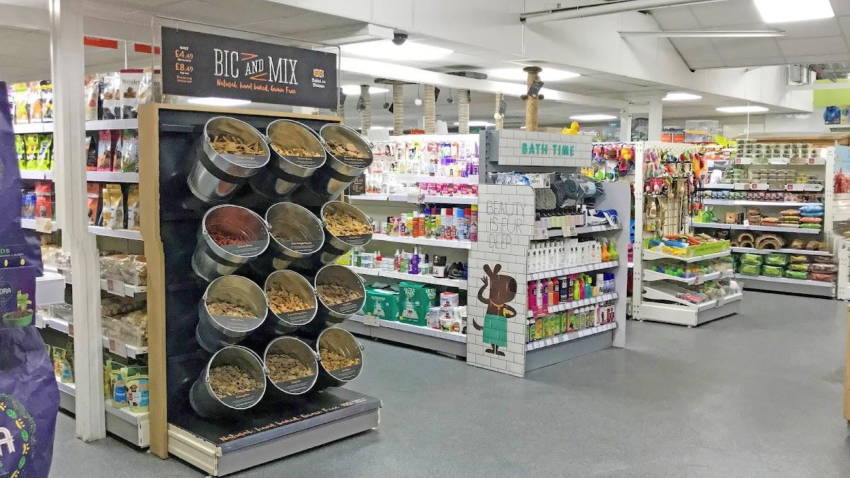 Pets Corner Keston interior