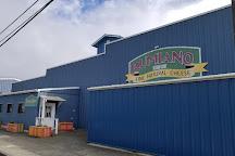 Rumiano Cheese Company, Crescent City, United States