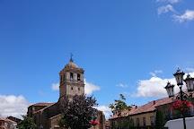 Colegiata de San Miguel, Aguilar de Campoo, Spain