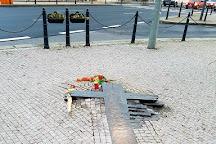 The Jan Palach Memorial, Prague, Czech Republic