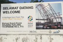 Tanjung Tualang Tin Dredge No. 5, Batu Gajah, Malaysia
