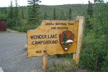 Wonder Lake, Denali National Park and Preserve, United States