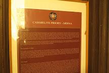 Carmelite Priory Mdina, Mdina, Malta