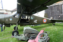 Musee du Terrain d'Aviation de Conde-Vraux 39/45, Vraux, France