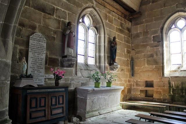 Chapelle Saint-Colomban