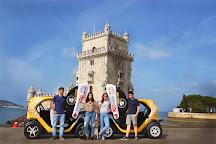 Live Electric Tours, Lisbon, Portugal