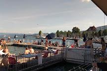 Seebad Enge, Zurich, Switzerland