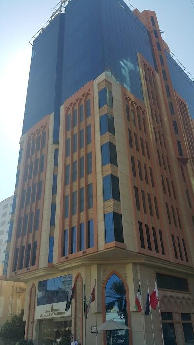 Al Hamra Hotel Sharjah 971 6 516 0000