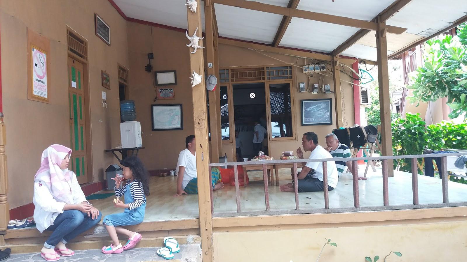 Ody Dive Resort Pramuka Island Map Thousand Islands Java Mapcarta Fun
