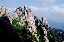Lianhua Peak, Huangshan, China