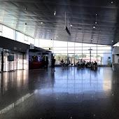 Аэропорт  станции  Vigo Airport