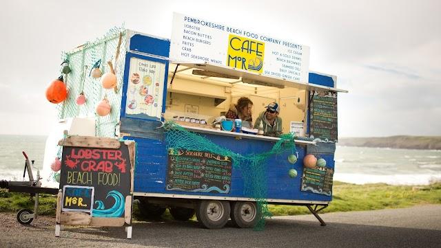 Cafe Môr - The Pembrokeshire Beachfood Company