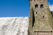 Derwent Dam, Peak District National Park, United Kingdom