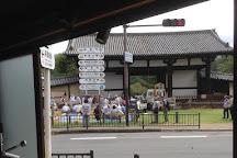 Tegaimon, Nara, Japan