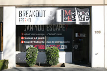 Method of Escape, Fresno, United States