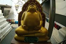 Wat Ban Laem or Wat Phet Samut Worawihan, Samut Songkhram, Thailand