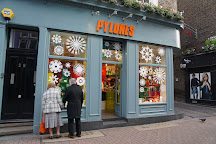 Pylones, London, United Kingdom