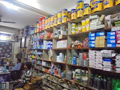 Mahindra Paints & Hardware (Permanently Closed)