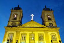 Nossa Senhora do Pilar Cathedral, Sao Joao del Rei, Brazil