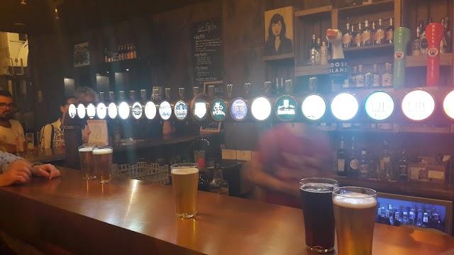L'Antirouille Craft Beer Bar