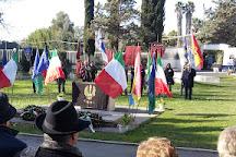 Campo della Memoria, Nettuno, Italy