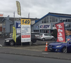 Aakron Xpress Ltd - 149 Wairau Road - Glenfield