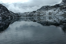Spronser Lakes, Tirolo, Italy