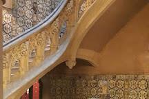 Palau del Baró de Quadras, Barcelona, Spain