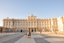 Royal Palace of Madrid, Madrid, Spain