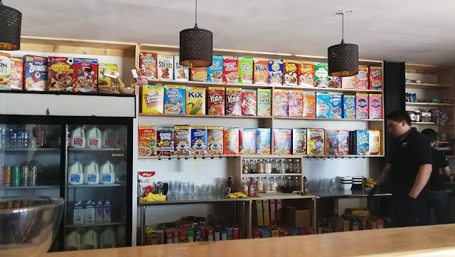KONFLEIKS CEREAL BAR