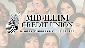 Mid-Illini Credit Union at Mount Pisgah Payday Loans Picture