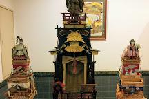 Kawagoe Matsuri Kaikan, Kawagoe, Japan