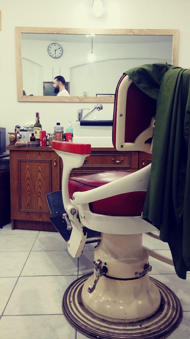 Locky Balboa Barbershop