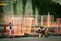 Krizik Fountain, Prague, Czech Republic