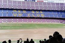 Museu del Futbol Club Barcelona, Barcelona, Spain