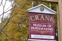 Crane Museum of Papermaking, Dalton, United States