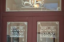 The Irish American Heritage Museum, Albany, United States