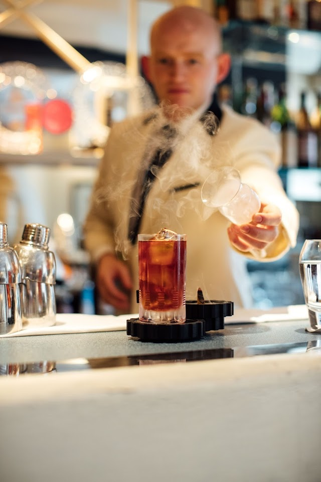 American Bar at the Savoy