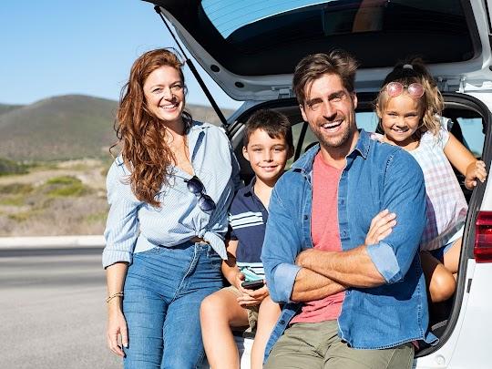 family rental car los angeles