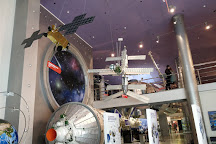 The Museum of Cosmonautics, Moscow, Russia